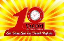 VACOM 10 nam.