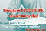 ThongTu119-2014